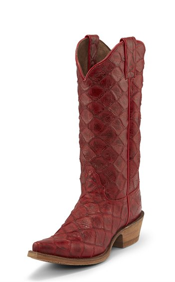 Image for BESSIE RED boot; Style# NL7062