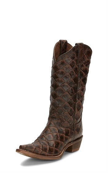 Image for BESSIE CHOCOLATE boot; Style# NL7063