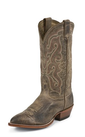 Tan Vintage Nocona Boots Dallas
