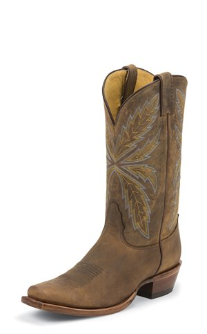 Copper Brown Nocona Boots Brisby Copper