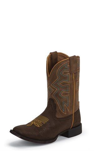 Brown Rodeo Nocona Boots Molasses