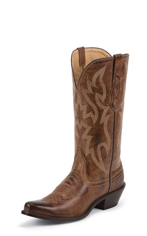 British Tan Nocona Boots Lantana Brown