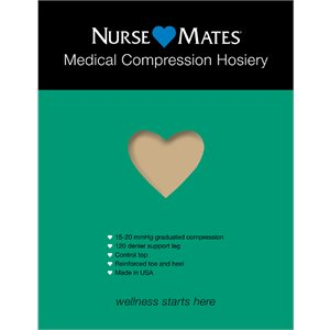 Nude Nurse Mates Medical  Compression