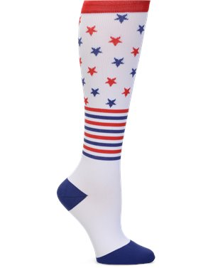 Stars and Stripes Nurse Mates Compression Trouser