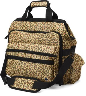 LEOPARD PRINT Nurse Mates Ultimate Nursing Bag