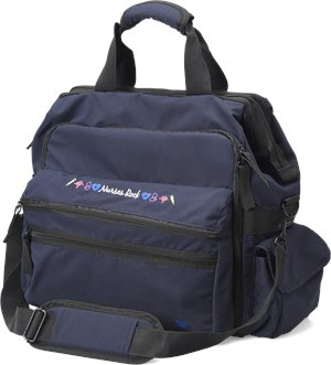 Nurses Rock Navy Nurse Mates Ultimate Nursing Bag