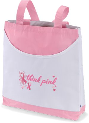 Pink Nurse Mates Scoop Tote