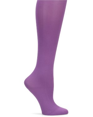 Microfiber Orchid  Nurse Mates Medical Compression Microfiber
