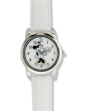 White Nurse Mates Minnie Mouse Watch