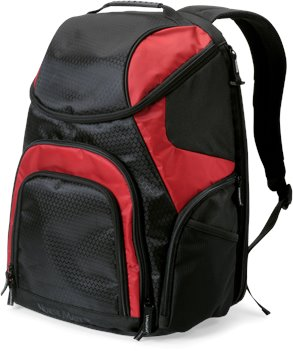 Red Nurse Mates Ultimate Nursing Back Pack