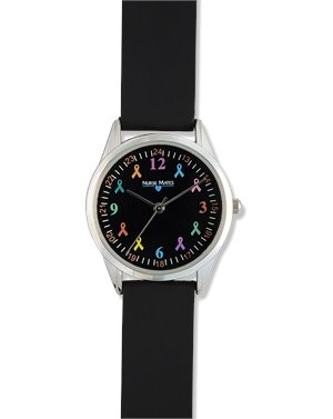 Black Nurse Mates Awareness Watch