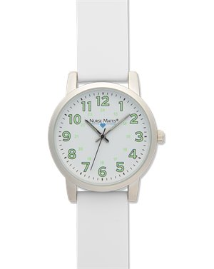White Nurse Mates Luminous Watch