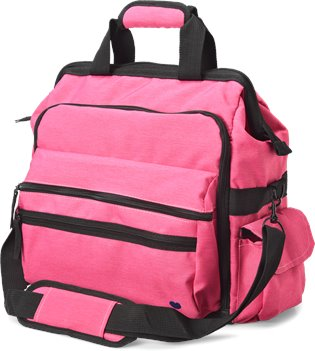 Lipstick Pink Nurse Mates Ultimate Nursing Bag