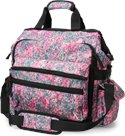 Nurse Mates Ultimate Nursing Bag in Pink Multi Colors