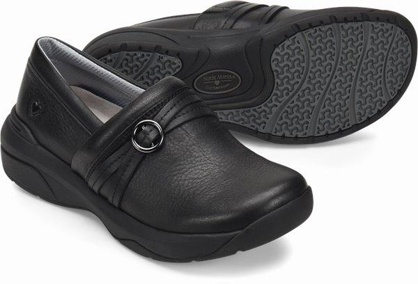 Ceri shoes shown in Black