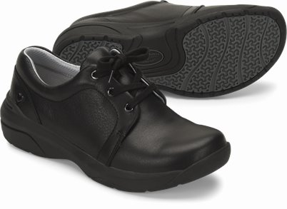 Corby shoes shown in Black