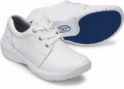Corby shoes shown in White
