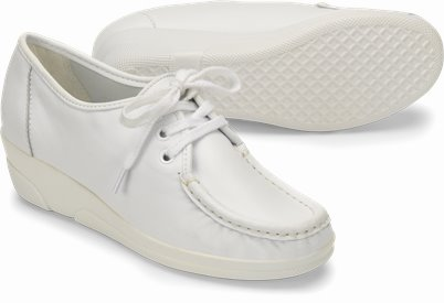Anni Hi shoes shown in White