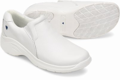 Dove shoes shown in White