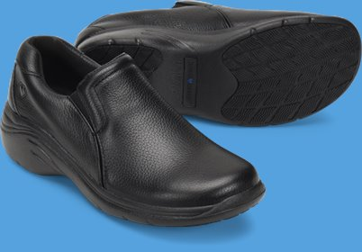 Nursemates Women's Shoes - Dove in Black