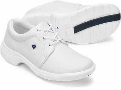 Angel shoes shown in White