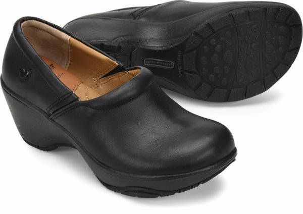 Bryar shoes shown in Black