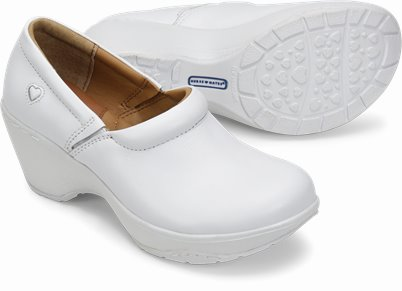 Bryar shoes shown in White