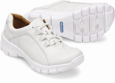 Lexi shoes shown in White