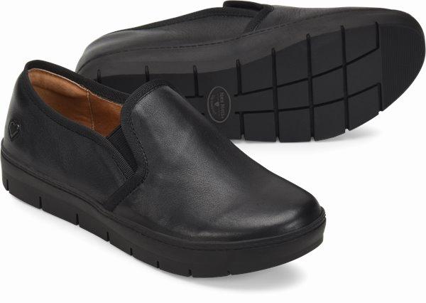 Adela shoes shown in Black