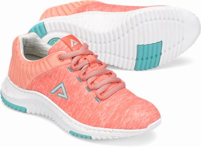 Align™ Elin shoes shown in Coral Splash