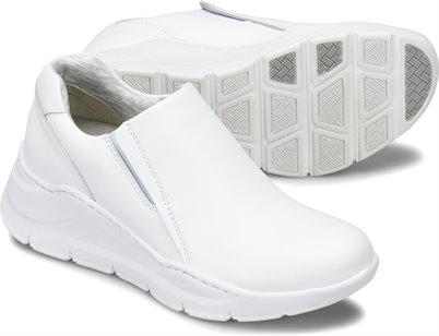 Align™ Luna shoes shown in White