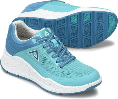 Align™ Lavoy shoes shown in Turquoise Blue