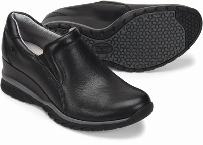 Darrah shoes shown in black