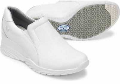 Darrah shoes shown in White