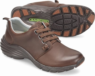 Align™ Velocity shoes shown in Cocoa