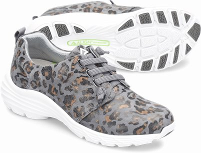 Align™ Velocity shoes shown in Grey Jaguar