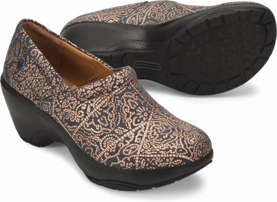 Bryar shoes shown in Copper Sunrise