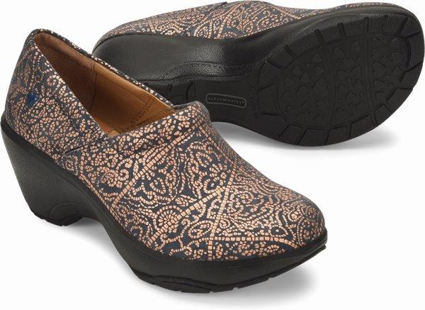 Bryar shoes shown in Copper Sunrise