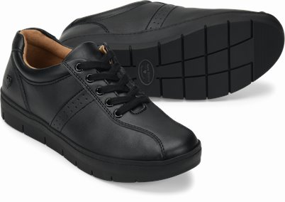 Andover shoes shown in black