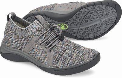 Align™ Torri shoes shown in Grey Shimmer
