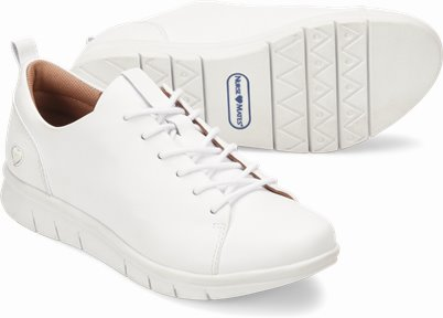 Sarina shoes shown in White