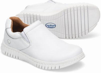 Darla shoes shown in White