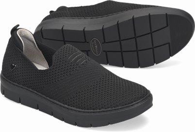 Adela II shoes shown in Black