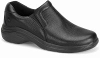 Dove shoes shown in Black
