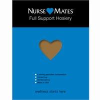 Full Support Hosiery accessories shown in Honey Beige
