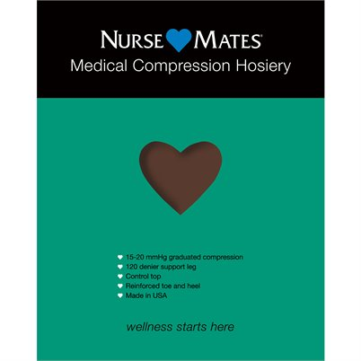 Medical Compression Hoisery accessories shown in JAVA