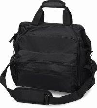 Ultimate Nursing Bag accessories shown in Black