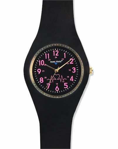 Uni-Watch accessories shown in Black Strap