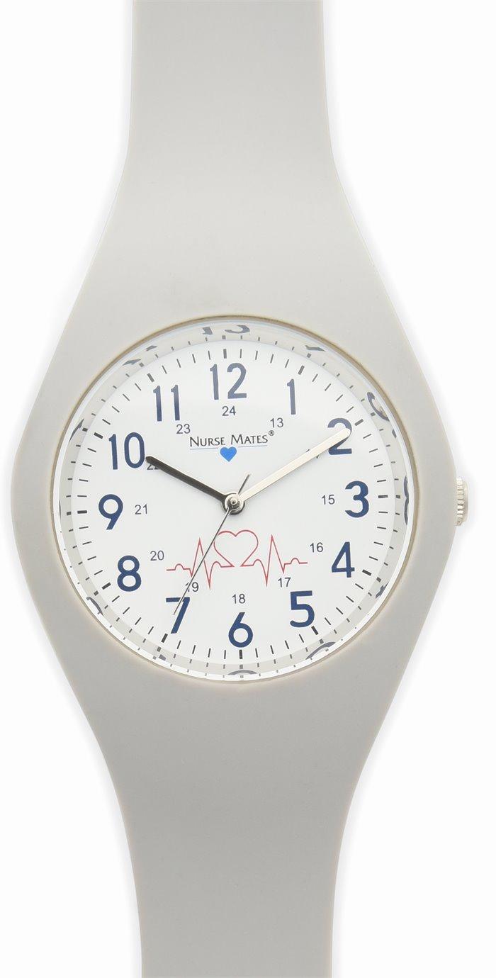 Uni-Watch accessories shown in grey & silver