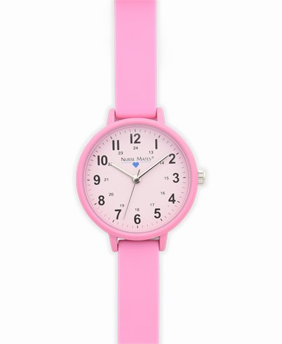 Day Watch accessories shown in Prism Pink